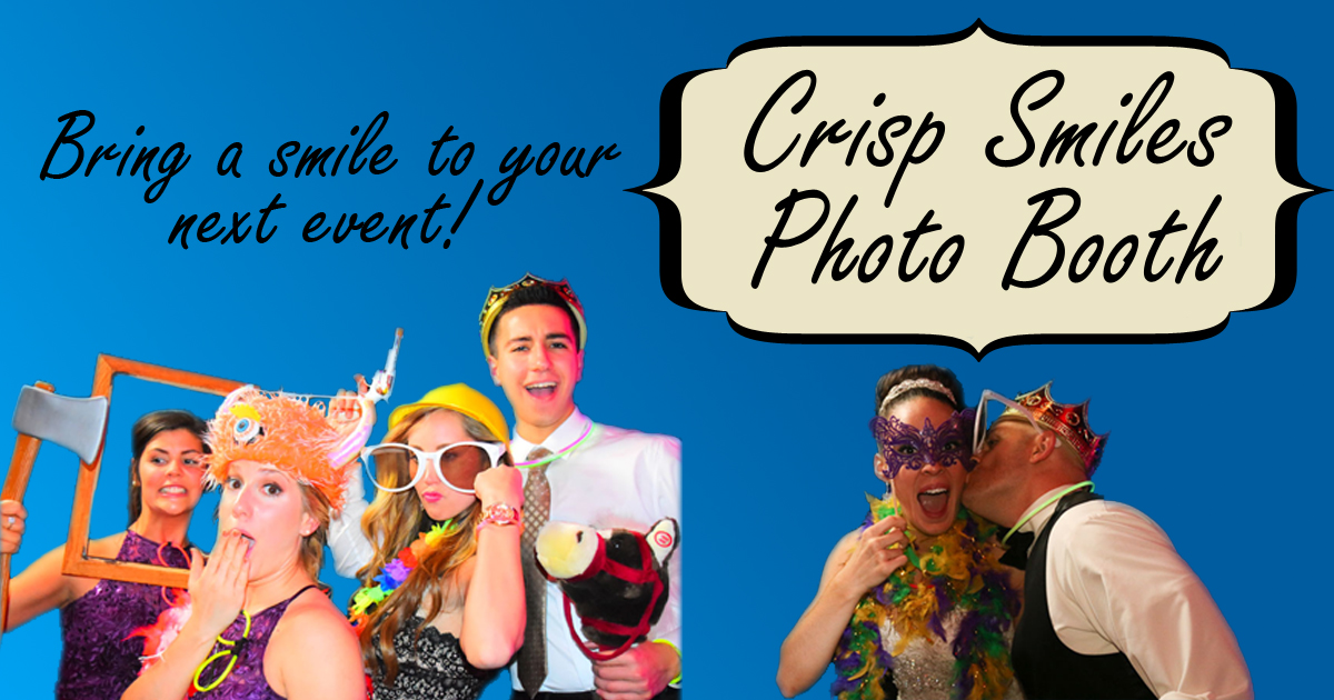 Crisp Smiles Photo Booth